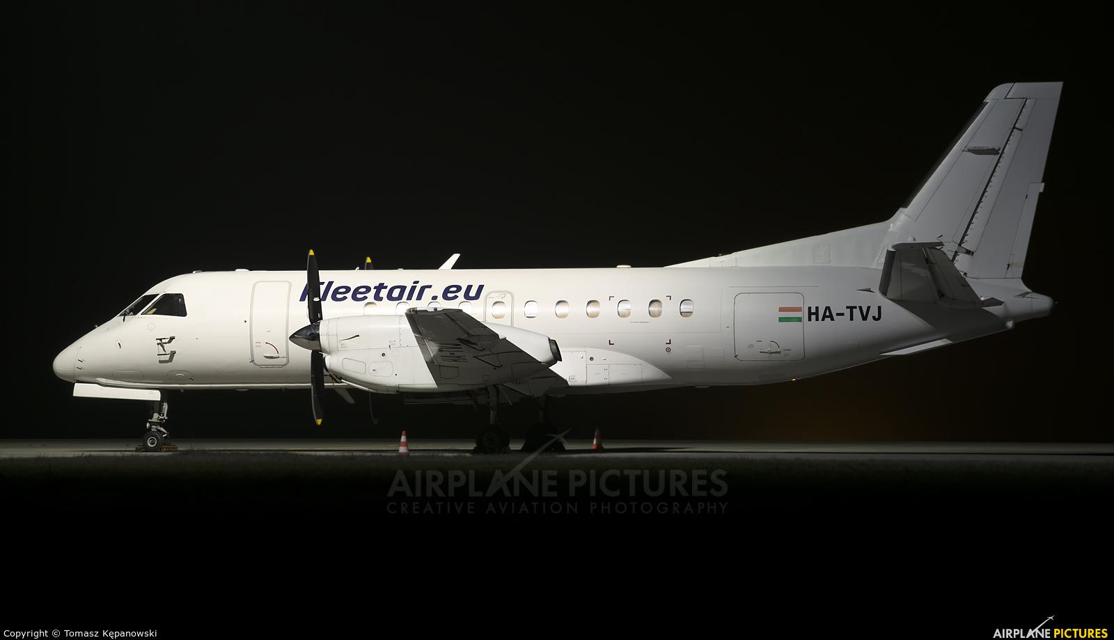 Fleet Air International HA-TVJ aircraft at Rzeszów-Jasionka