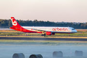 D-ABCC - Air Berlin Airbus A321 aircraft