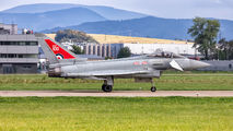 ZK318 - Royal Air Force Eurofighter Typhoon aircraft