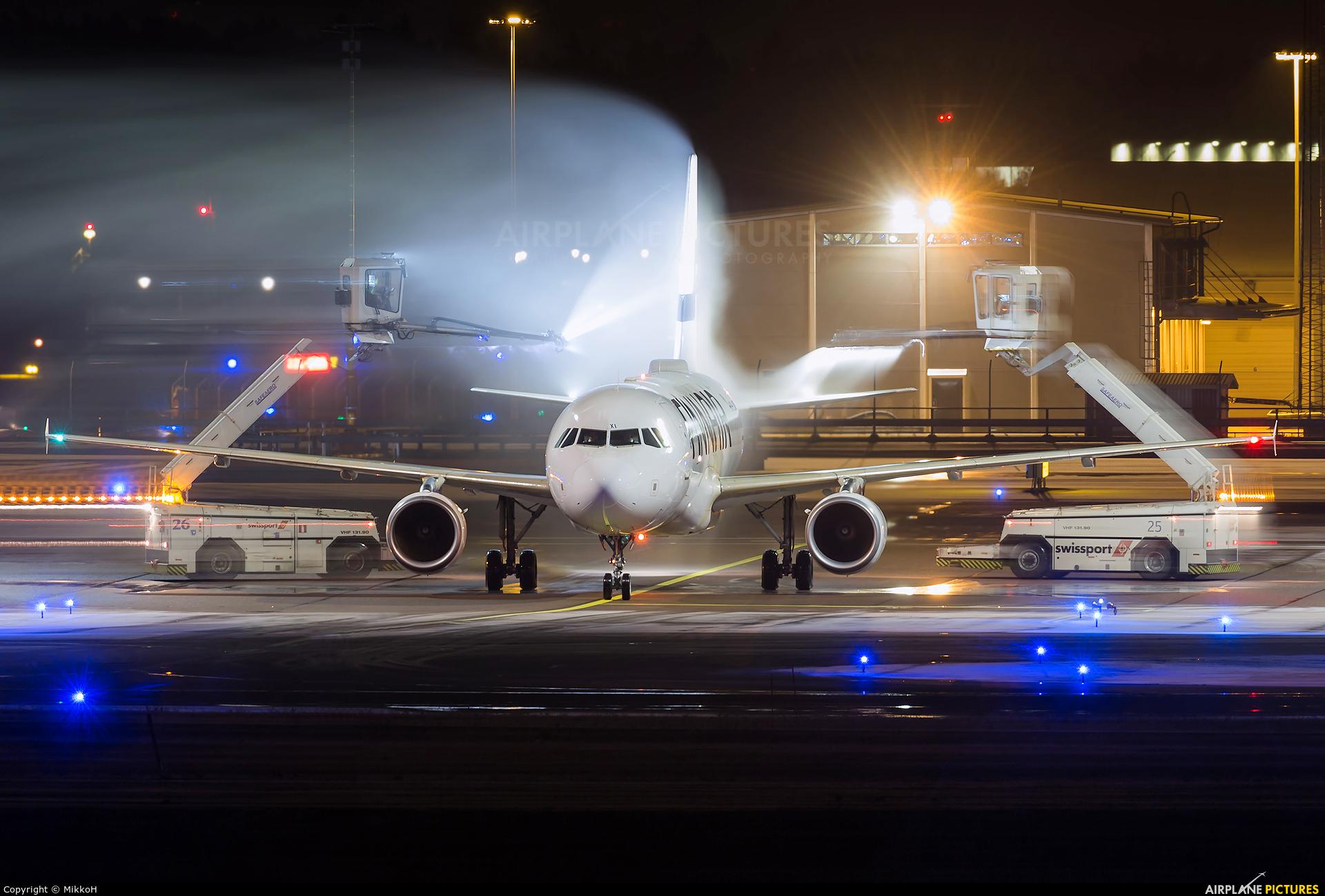 Finnair OH-LXI aircraft at Helsinki - Vantaa