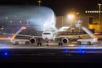 OH-LXI - Finnair Airbus A320