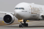 A6-EGI - Emirates Airlines Boeing 777-300ER aircraft