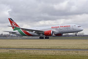 5Y-KZC - Kenya Airways Boeing 787-8 Dreamliner aircraft