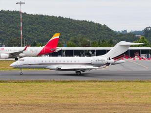 CS-GLG - NetJets Europe (Portugal) Bombardier BD-700 Global 6000