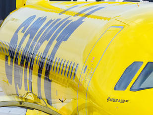 N905NK - Spirit Airlines Airbus A320 NEO