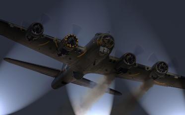 B17 Preservation - Boeing B-17G Flying Fortress G-BEDF
