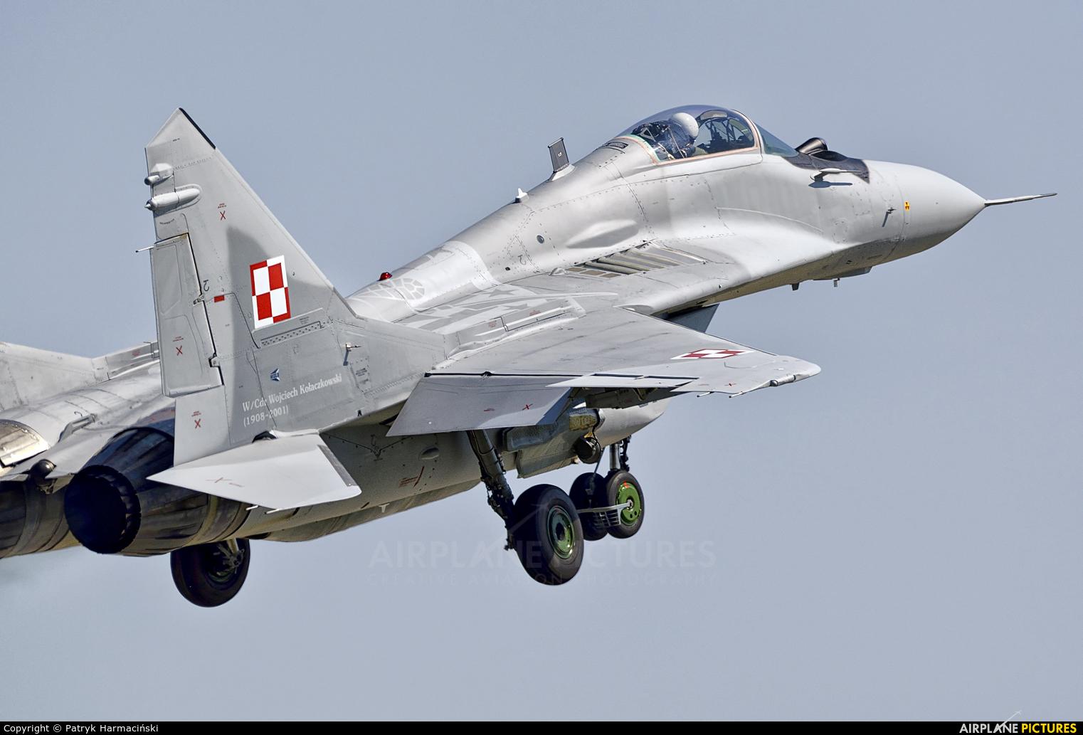Poland - Air Force 28 aircraft at Malbork