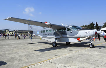 630 - Guatemala - Air Force Cessna 208B Grand Caravan