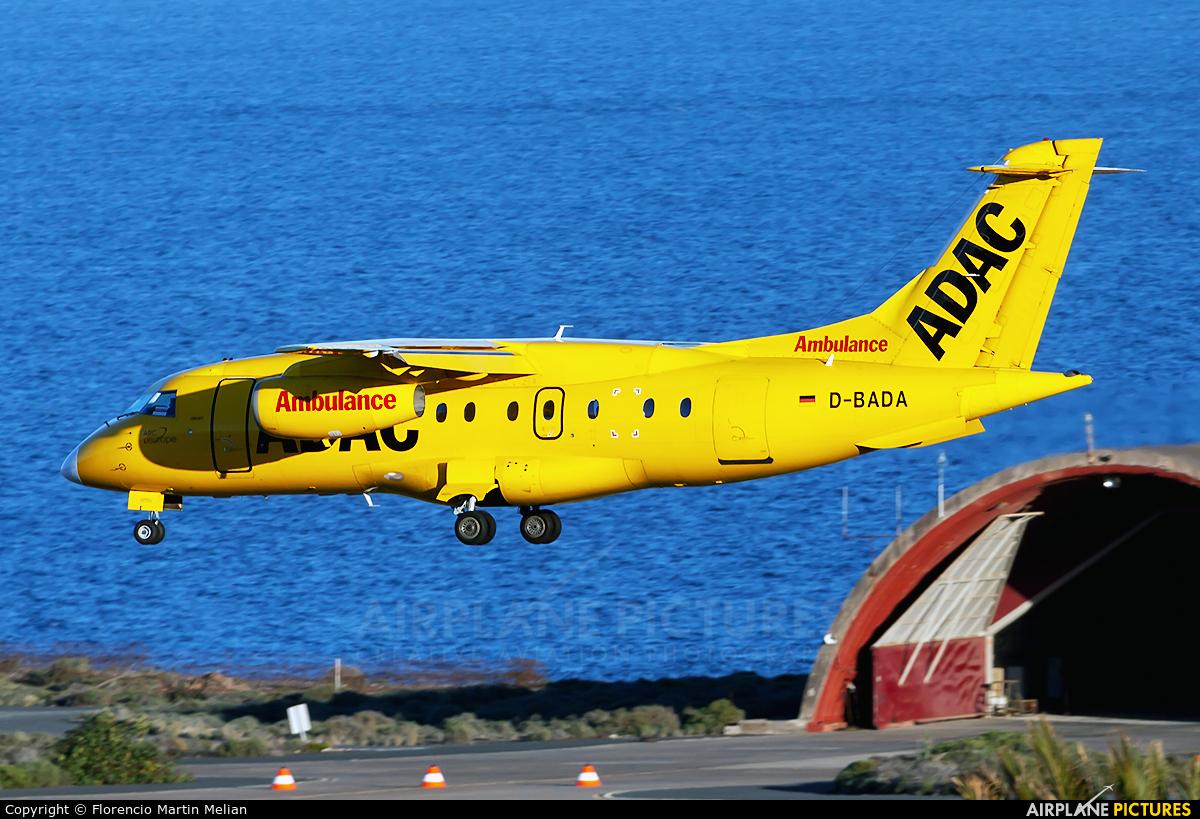 ADAC Luftrettung D-BADA aircraft at Aeropuerto de Gran Canaria
