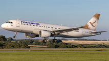 TC-FBH - FreeBird Airlines Airbus A320 aircraft