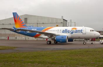 G-EZIT - easyJet Airbus A319