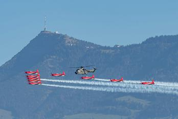 A-925 - Switzerland - Air Force: PC-7 Team Pilatus PC-7 I & II