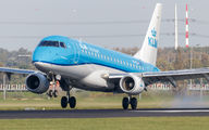 PH-EXI - KLM Cityhopper Embraer ERJ-175 (170-200) aircraft