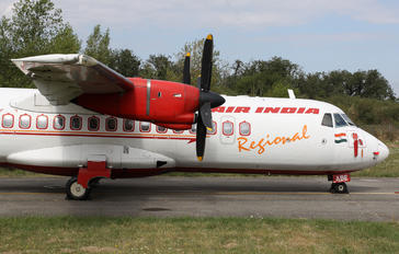 VT-ABE - Air India Regional ATR 42 (all models)