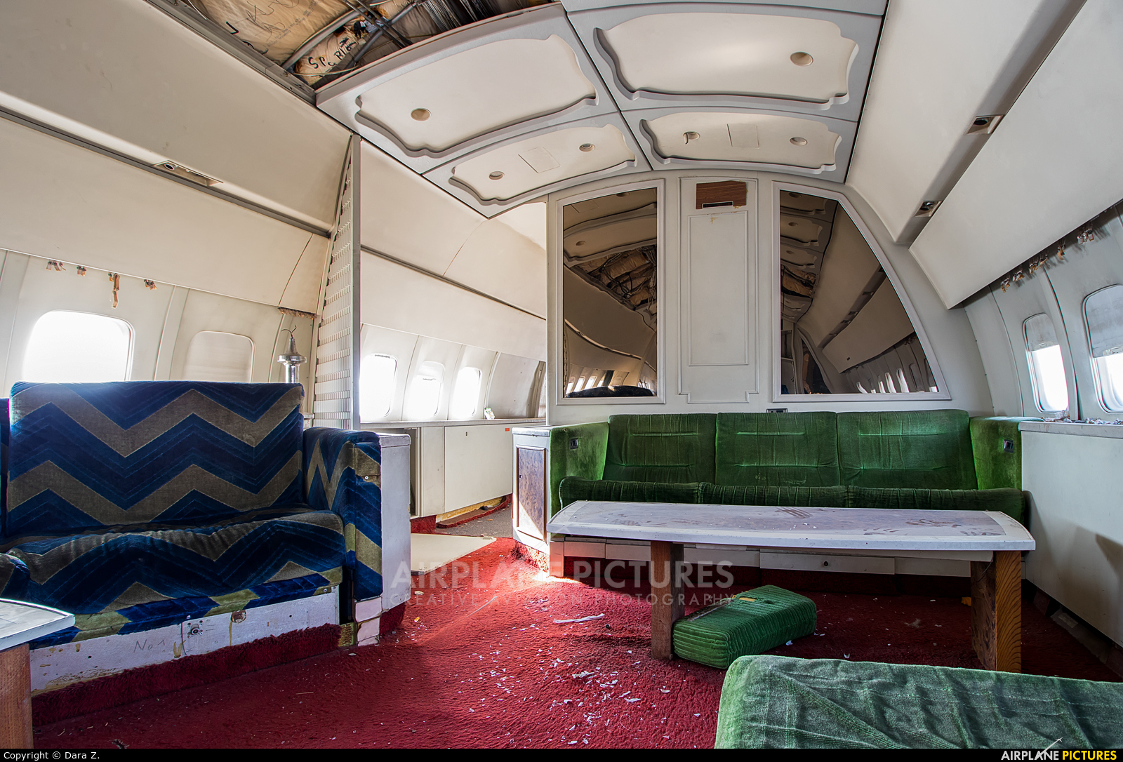 Iran - Government EP-PLN aircraft at Tehran - Mehrabad Intl