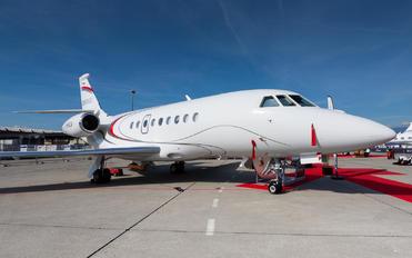 F-HNOA - Abelag Aviation Dassault Falcon 2000LX