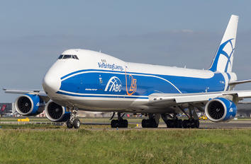 VP-BGZ - Air Bridge Cargo Boeing 747-8F