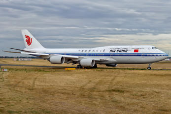 B-2480 - Air China Boeing 747-8