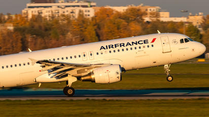 F-HEPE - Air France Airbus A320