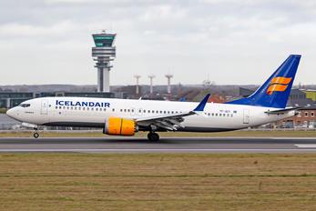 TF-ICY - Icelandair Boeing 737-8 MAX