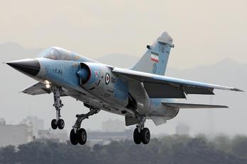 3-6209 - Iran - Islamic Republic Air Force Dassault Mirage F1