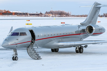 9H-VJT - Vistajet Bombardier BD-700 Global 6000