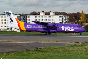 EI-FMJ - Stobart Air ATR 72 (all models)