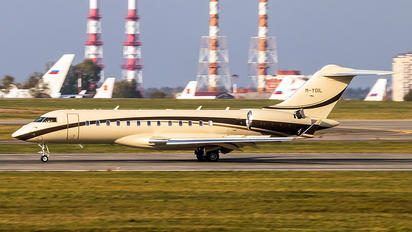 M-YOIL - Private Bombardier BD-700 Global 6000
