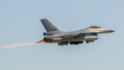J-646 - Netherlands - Air Force General Dynamics F-16A Fighting Falcon