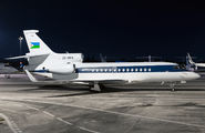 J2-HPV - Djibouti - Government Dassault Falcon 7X aircraft