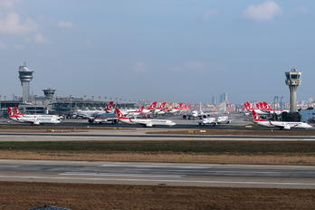 TC-JYP - Turkish Airlines Boeing 737-900ER