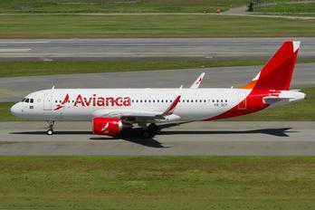 PR-OCP - Avianca Brasil Airbus A320