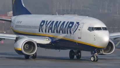 EI-EVB - Ryanair Boeing 737-8AS