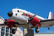 TP-0202 - Mexico - Air Force Douglas DC-3 aircraft