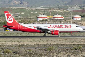 OE-LOG - LaudaMotion Airbus A320