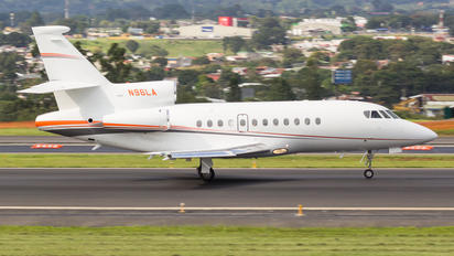 N96LA - Private Dassault Falcon 900 series