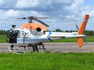 PA-81 - Argentina - Coast Guard Aerospatiale AS355 Ecureuil 2 / Twin Squirrel 2