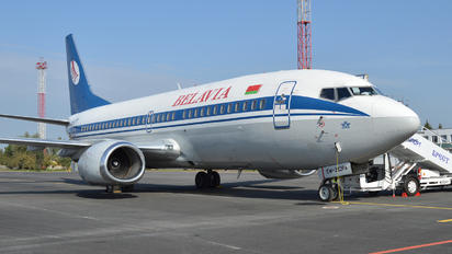 EW-282PA - Belavia Boeing 737-300