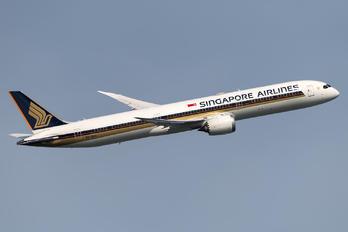 9V-SCC - Singapore Airlines Boeing 787-10 Dreamliner