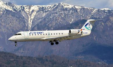 S5-AAD - Adria Airways Canadair CL-600 CRJ-200