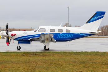 N86MH - Private Piper PA-46-M500