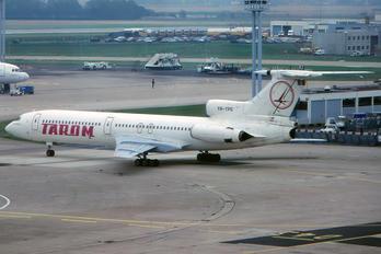 YR-TPG - Tarom Tupolev Tu-154B-1