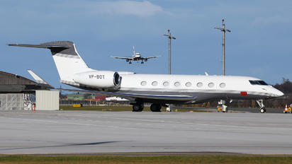 VP-BOT - Private Gulfstream Aerospace G650, G650ER