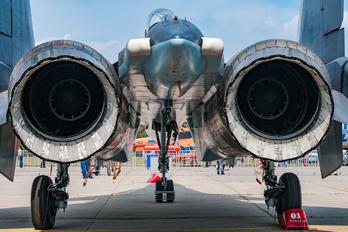 RF-95696 - Russia - Air Force Sukhoi Su-30SM