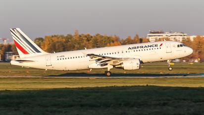 F-HEPE - Air France Airbus A320