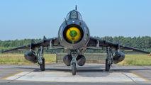 305 - Poland - Air Force Sukhoi Su-22UM-3K aircraft