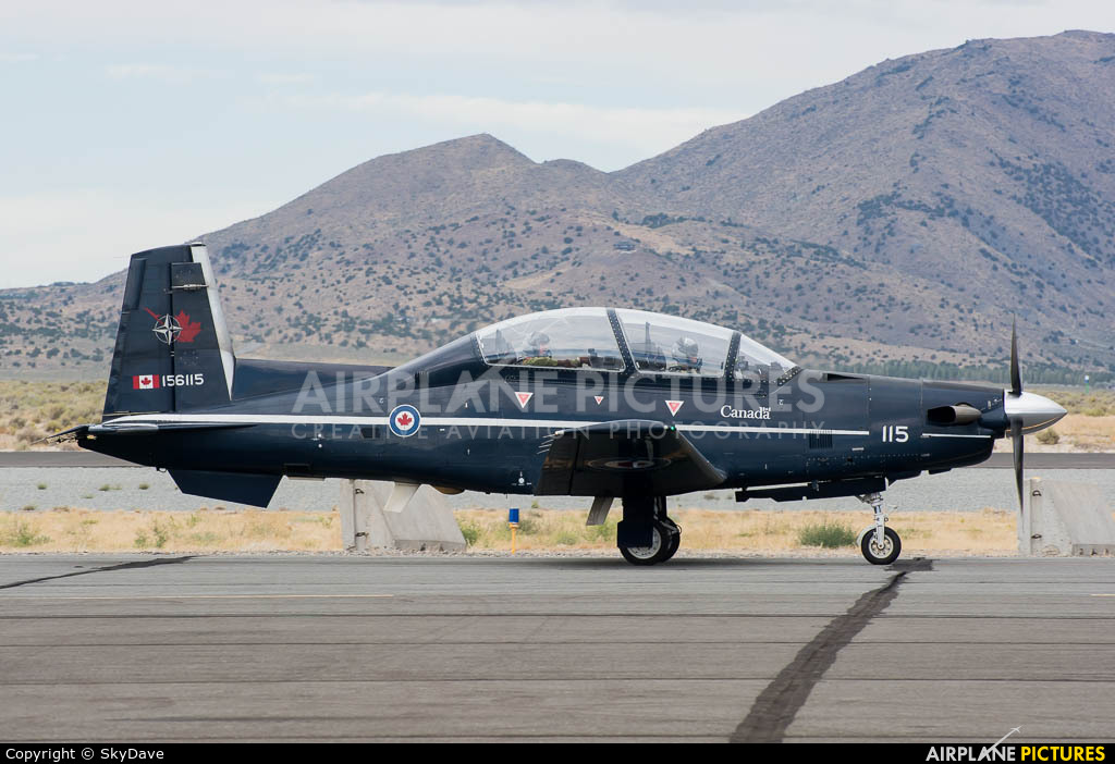 Canada - Air Force 156115 aircraft at Reno - Stead