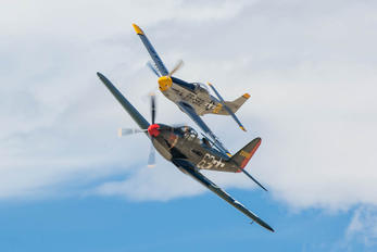 N51JT - Private North American P-51D Mustang