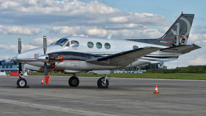 OY-JJT - Private Beechcraft C90GTi King Air