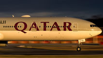 A7-BEL - Qatar Airways Boeing 777-300ER aircraft